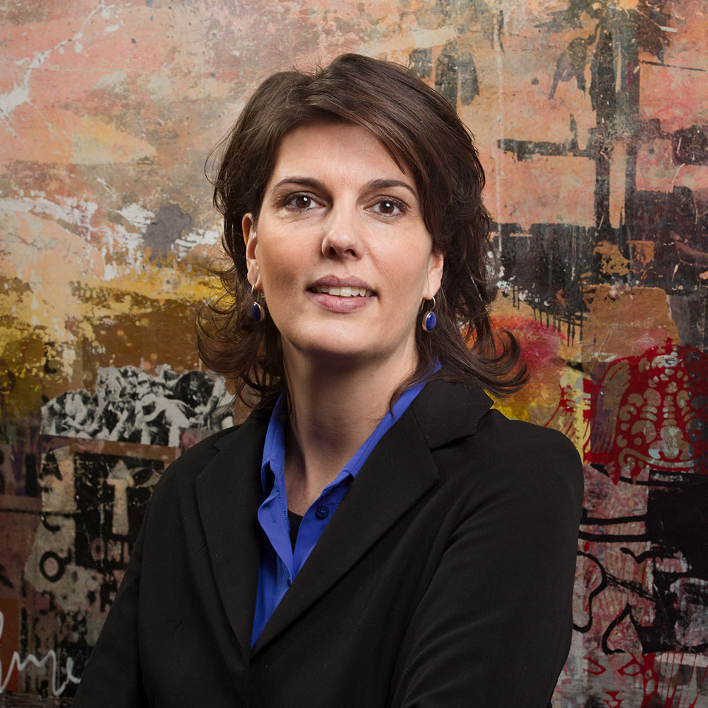 Patricia van Eck